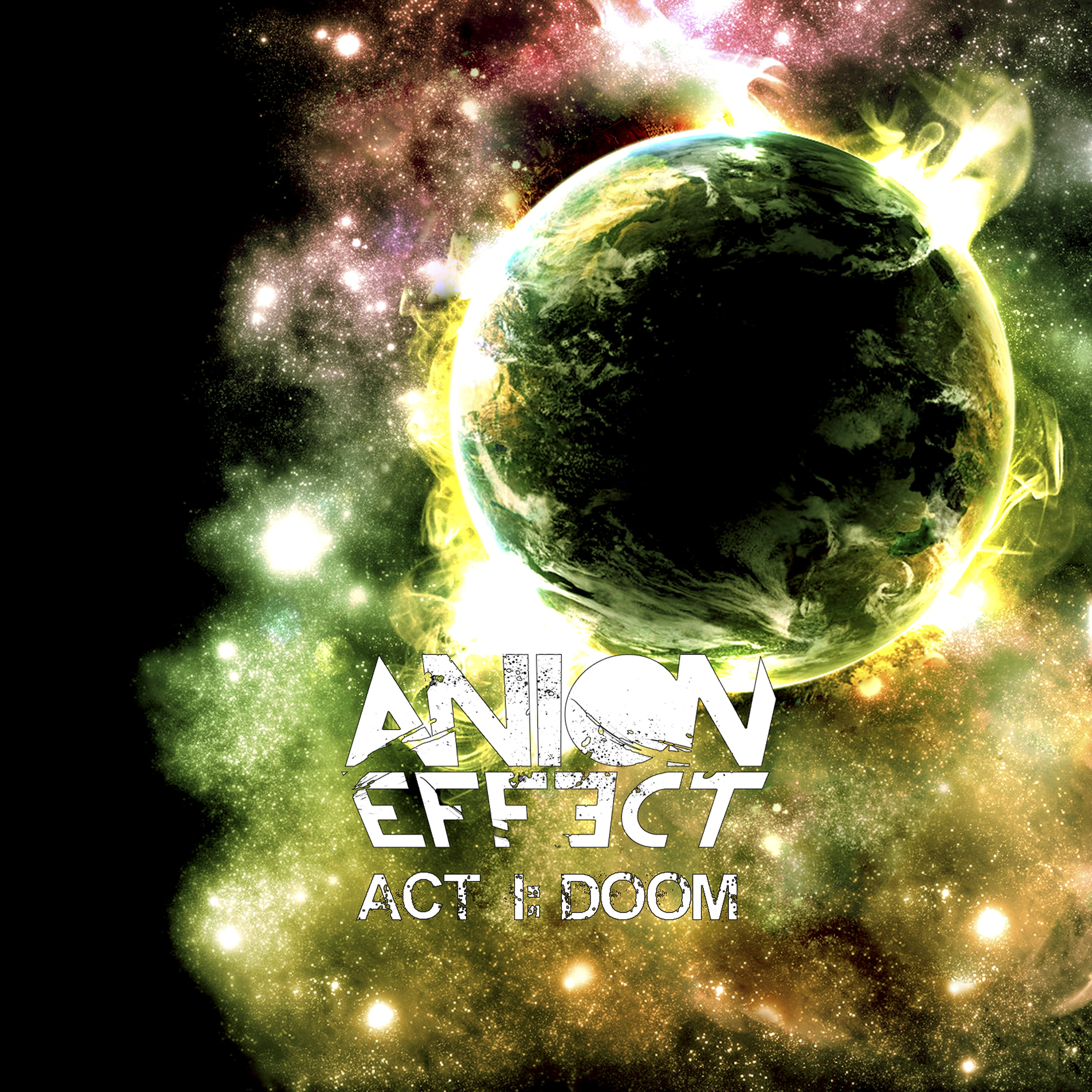 Anion Effect, Doom, Act, I, Metal, EP