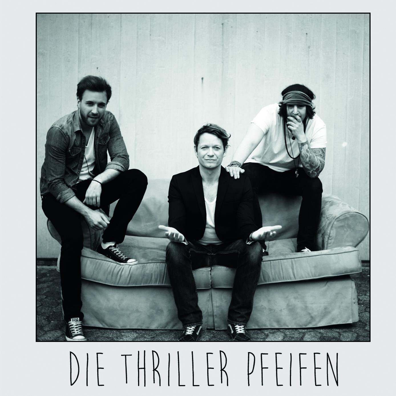 Knusper Pop, Die Thriller Pfeifen - Überlebenskunst EP, EP