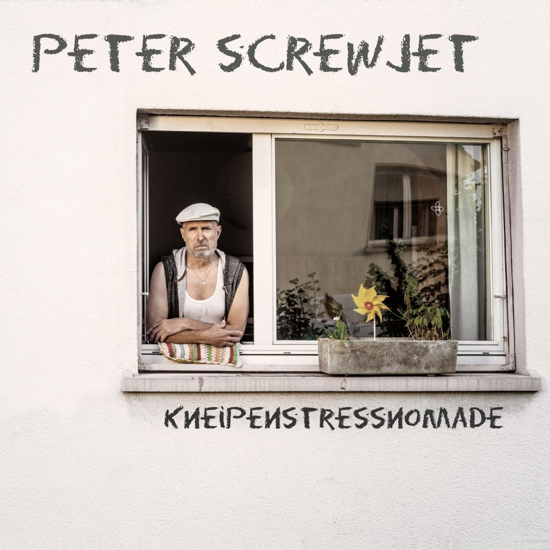 Peter Screwjet - Kneipenstressnomade
